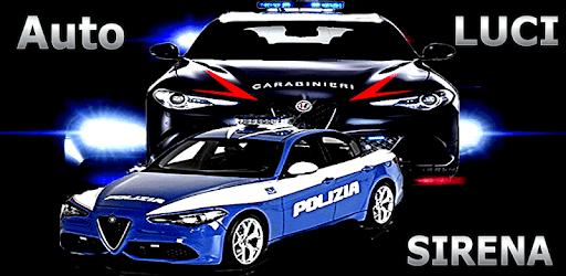 suoneria sirena carabinieri