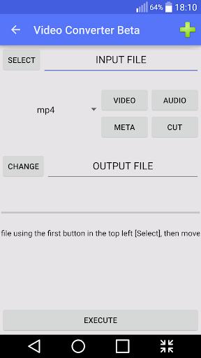 視頻轉換器測試版