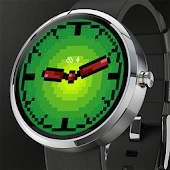 Aarieer Pixel Art Watch Face