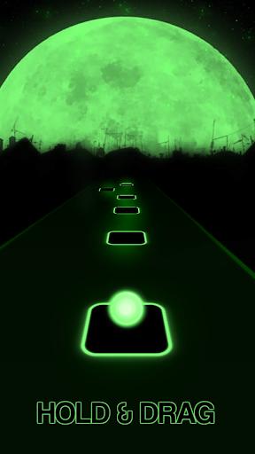 Más cerca: capturas de pantalla de The Chainsmokers Tiles Neon Jump 2