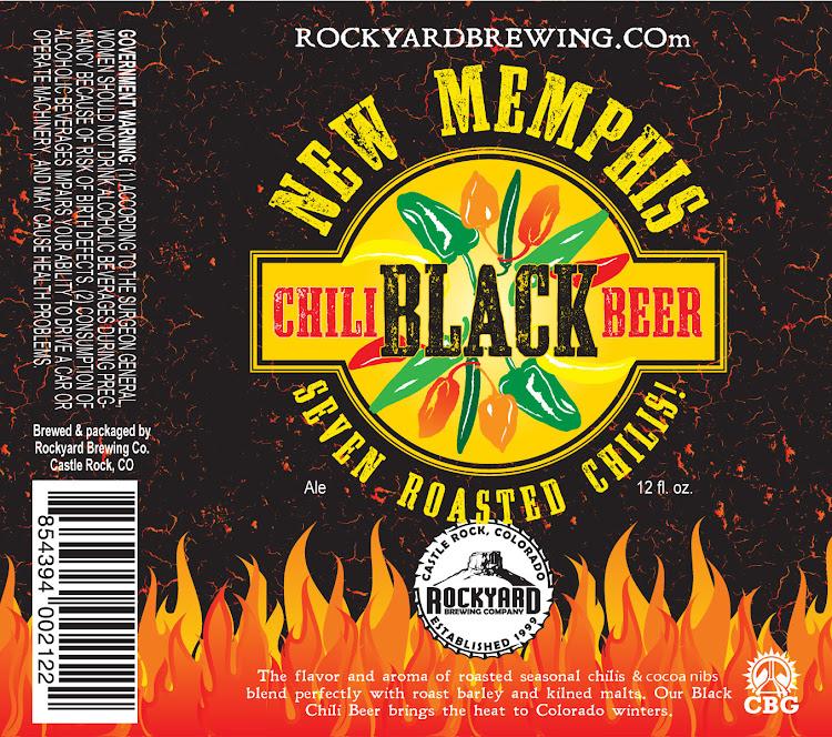 Logo of Rockyard New Memphis Black Chile