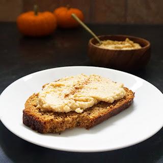 Pumpkin Butter Ricotta Spread.
