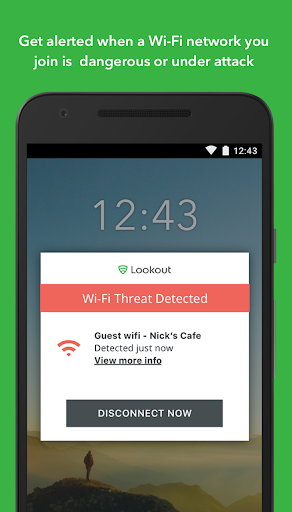 Lookout Mobile Security screenshot 5