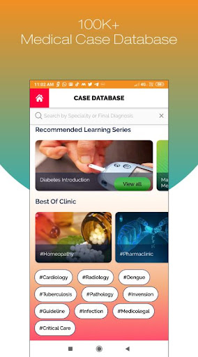 Hidoc Dr. - Medical Learning App for Doctors screenshot 5