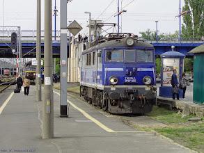 Photo: EP07-355 {Poznań Główny; 2015-05-29}