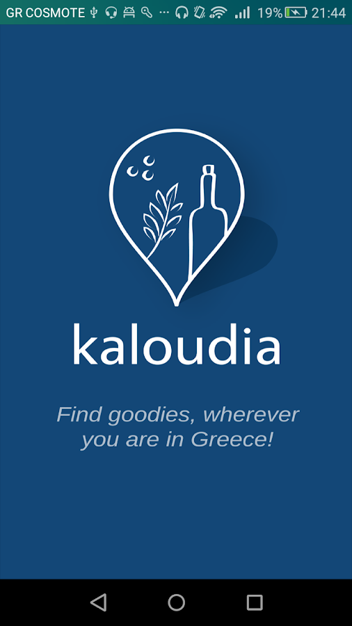 Kaloudia - στιγμιότυπο οθόνης