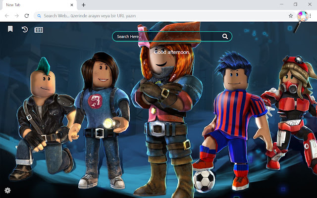 Roblox Igrica Roblox Vs Minecraft Hd Wallpapers New Tab