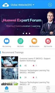HuaweiLS - náhled