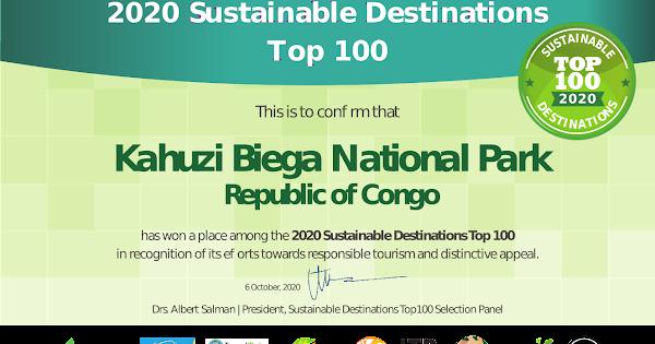 Champion du tourisme vert