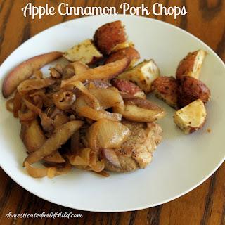 Apple Cinnamon Pork Chops Recipes