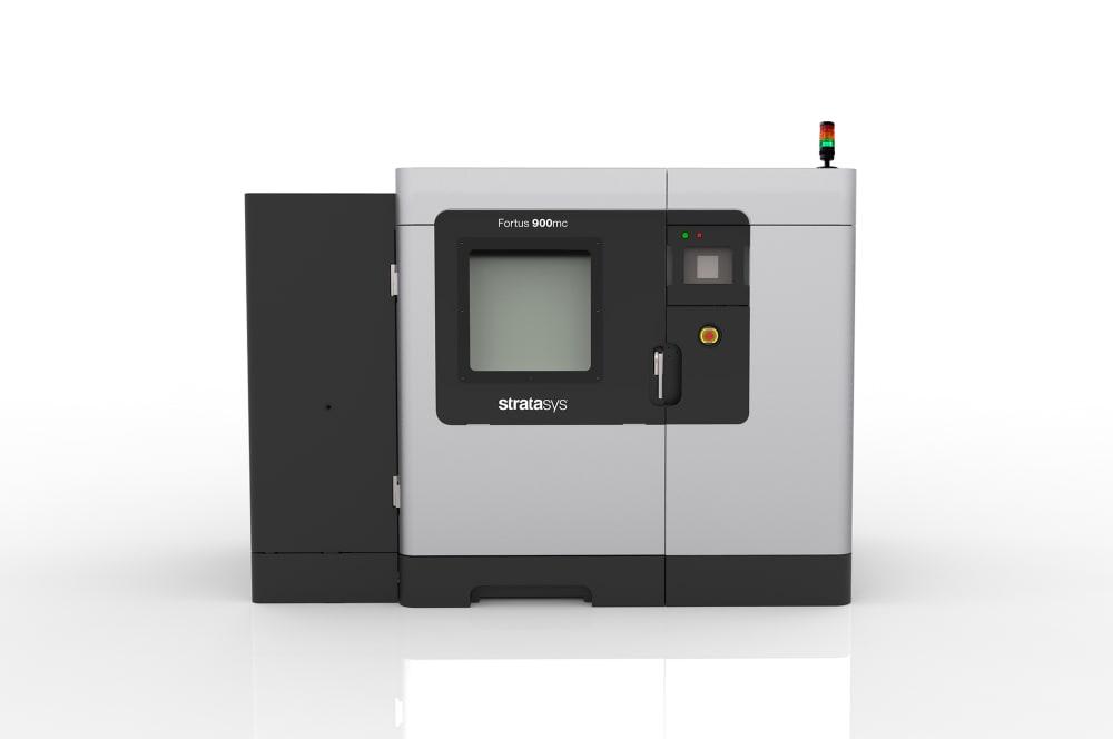 Новая версия 3D-принтера Fortus 900mc Production представлена в новом решении для тестирования воздушных судов Stratasys