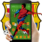 Football Star Barcelona Theme