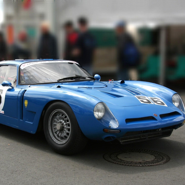 Aston Martin In The Mix To Resurrect The Famous And Ferrari Like Bizzarrini