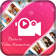 Photo to Video Maker-Photo to Animated Video Maker