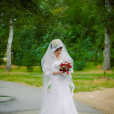 Bryllupsfotograf Natali Rova (natalirova). Bilde av 23.05.2016