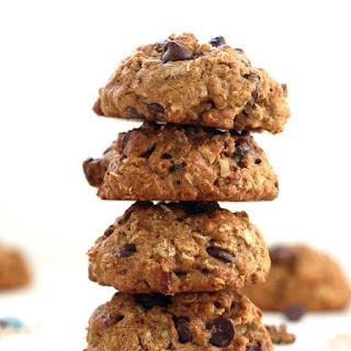 Chocolate Chip Pecan Oatmeal Cookies