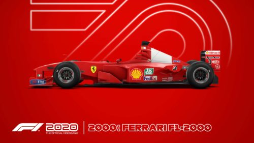 F1 2020 Announced, Hits the Grid This July with Deluxe Schumacher Edition