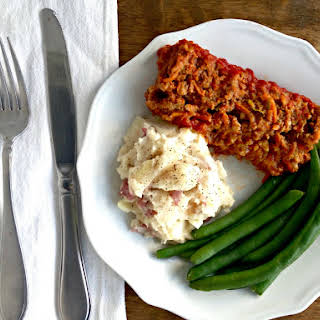 Not Your Mama's Meatloaf.