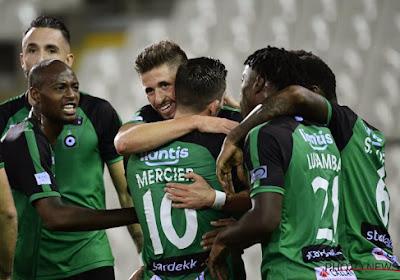 Le Cercle avec une équipe B face à Anderlecht ?