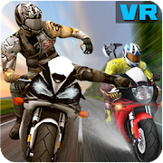 VR Bike Racing - VR Highway Racing Stunt Rider