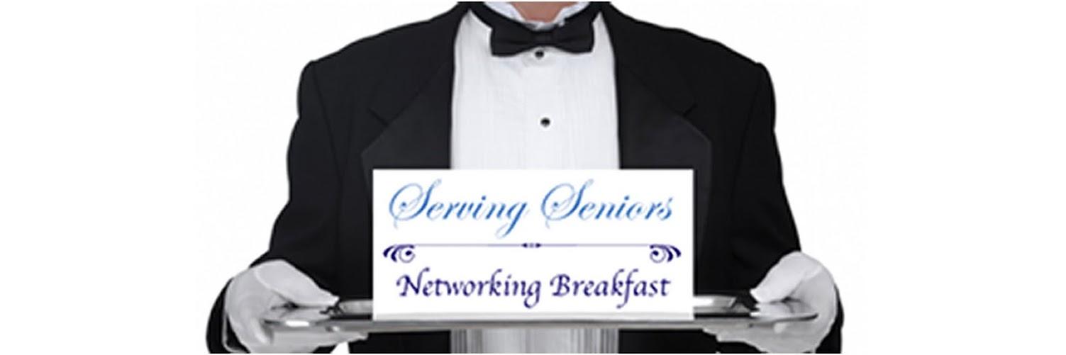 September Serving Seniors Breakfast