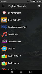 World TV – Worldwide TV International App 4