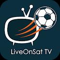 LiveOnSat Sports TV icon