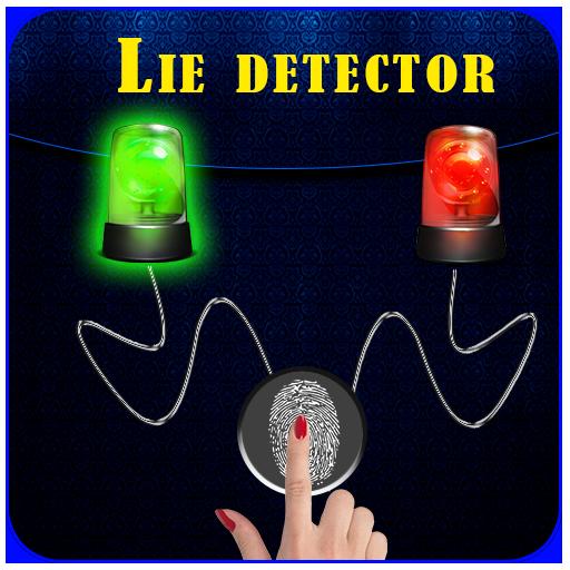 Finger Scanner Lie Detector Prank App