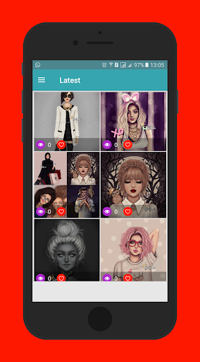 Girly m new pictures 2.9 screenshots 2