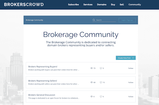 BrokersCrowd offers new platform for domain brokers to connect with each other