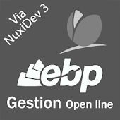 EBP Gestion Open line NuxiDev3
