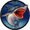 Underwater Whale Shark Attack FPS Sniper Shooter icon