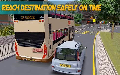 Bus Simulator : Bus Hill Driving game 4