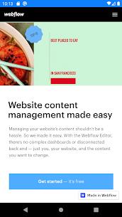 Webflow – Website Builder 4