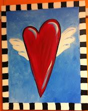 Photo: Flying Heart #1