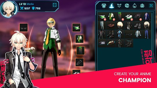 SoulWorker Anime Legends MOD APK [Mod Menu + DMG MULTIPLE] 2
