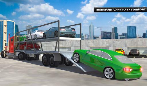 Cargo Plane Flight School: Car Transport Game 2018 1.1 screenshots 17