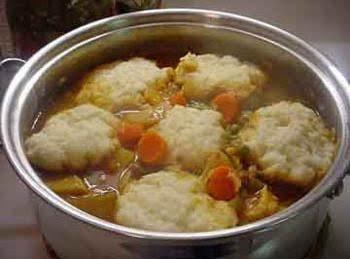 Fluffy Dumplings