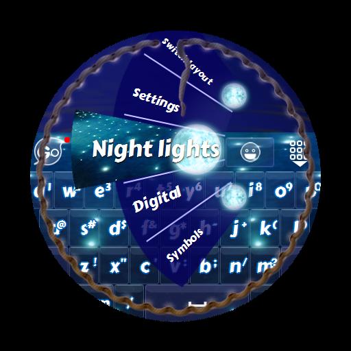 夜間照明燈 GO Keyboard 個人化 App LOGO-硬是要APP