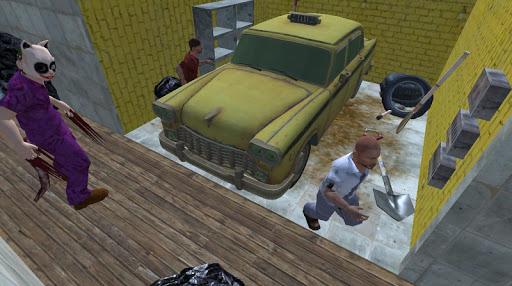 Evil Cat Boy : Escape Scary & Creepy Horror Game  screenshots 5