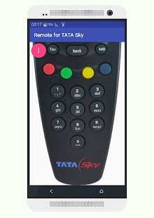 Remote for Sky India -NOW FREE- screenshot thumbnail