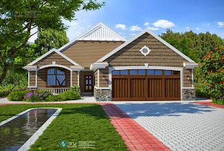 Photo: Cottage Rendering