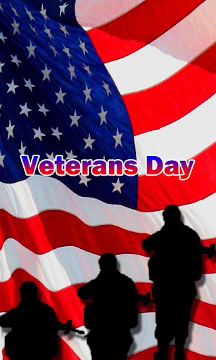 Veterans Day Live Wallpaper
