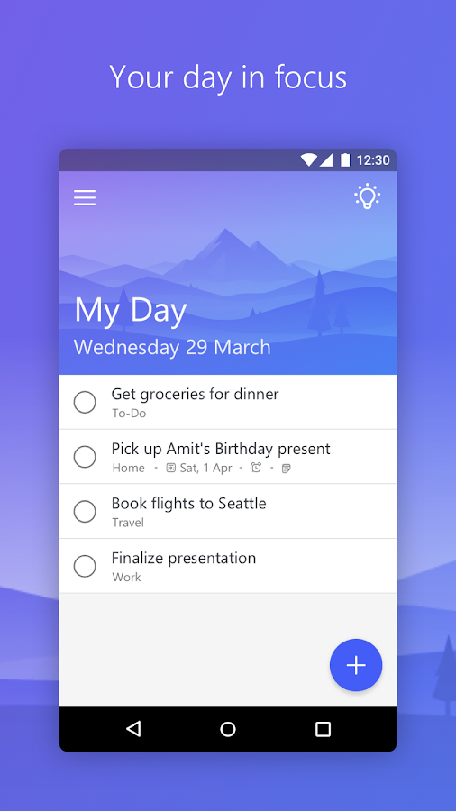 Microsoft To-Do- screenshot
