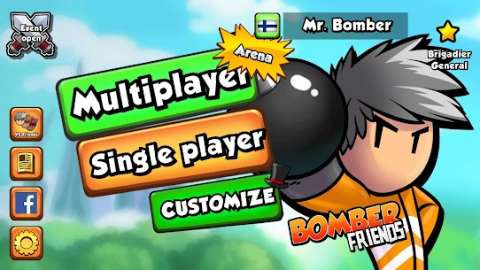 Bomber Friends 6
