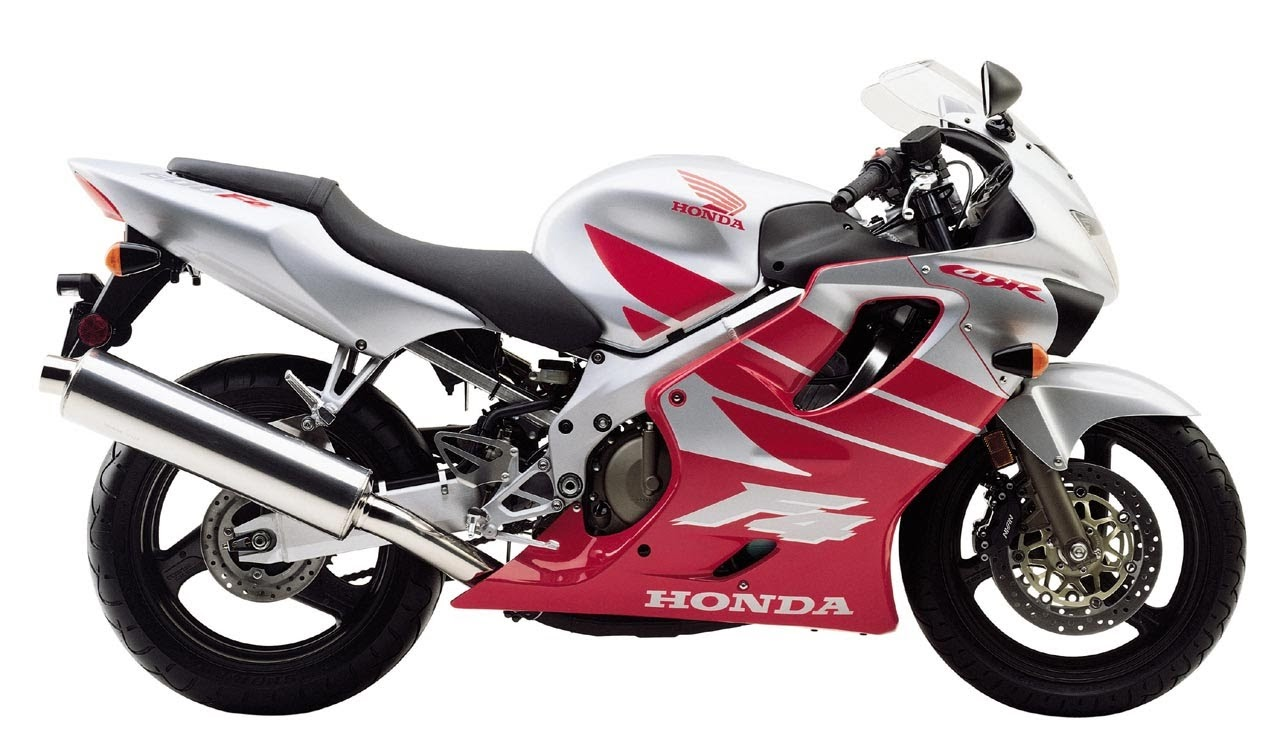 Honda CBR 600 F4-manual-taller-despiece-mecanica