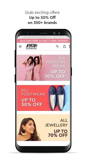 Nykaa Fashion u2013 Online Shopping App screenshots 6