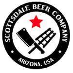 Logo of Scottsdale Beer Company Red Rocket Imperial Red IPA