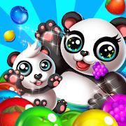 Panda Jungle Bubble Shooter