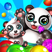 Panda Jungle Bubble Shooter